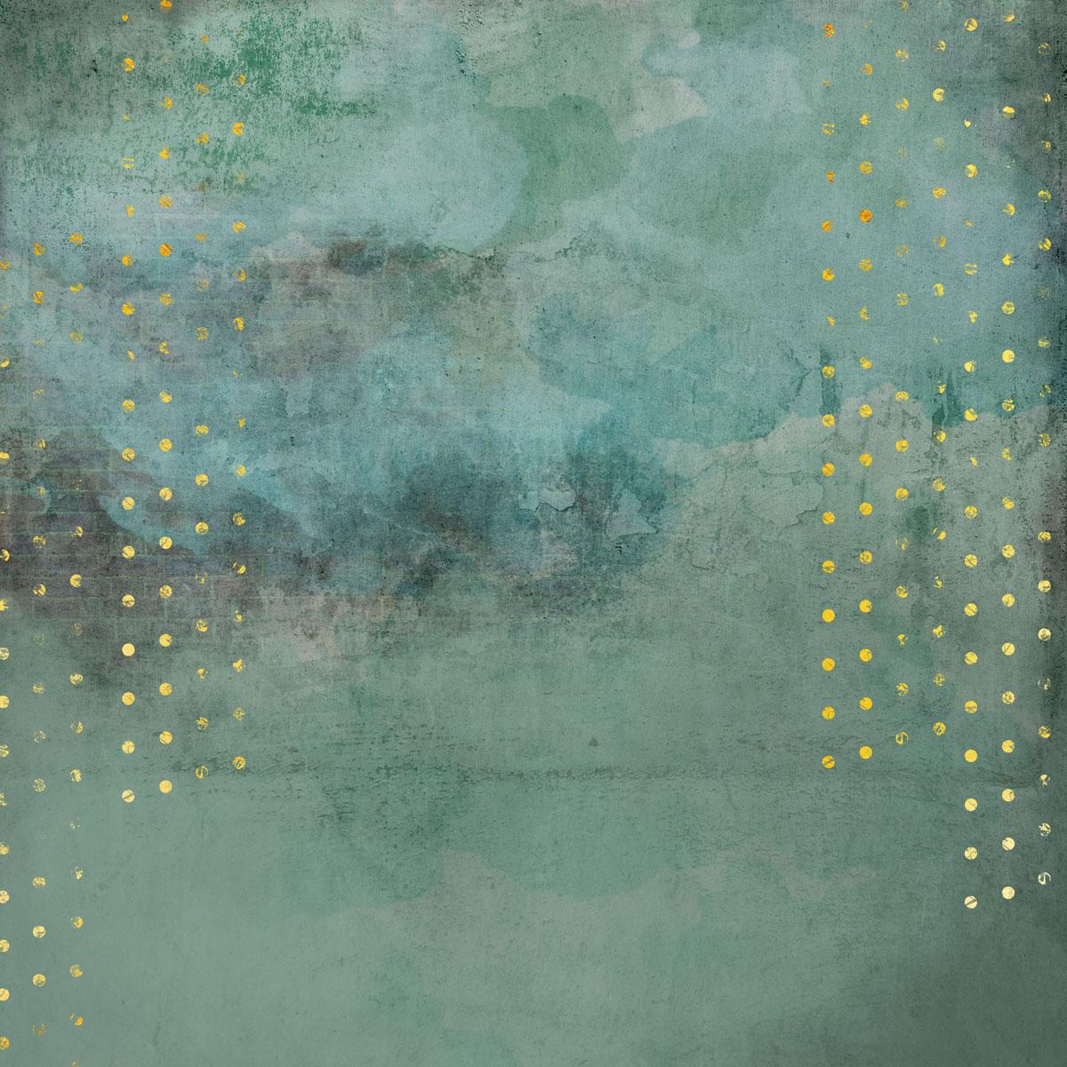 12张高清水彩金色质感艺术海报设计纸张背景纹理图片素材 Watercolor Texture Papers插图(1)