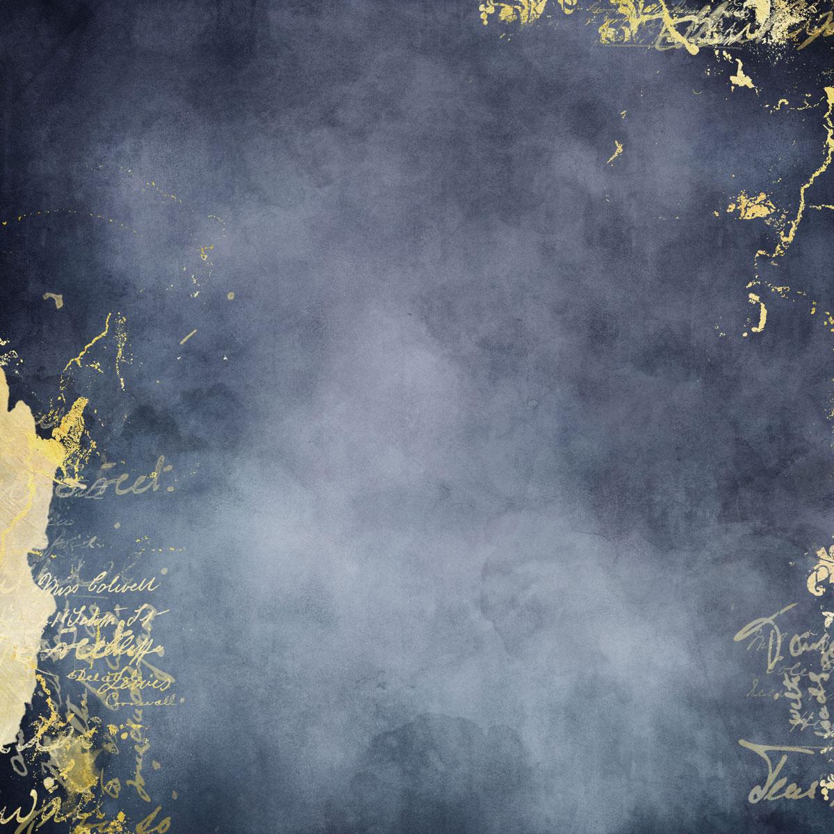 12张高清水彩金色质感艺术海报设计纸张背景纹理图片素材 Watercolor Texture Papers插图(5)