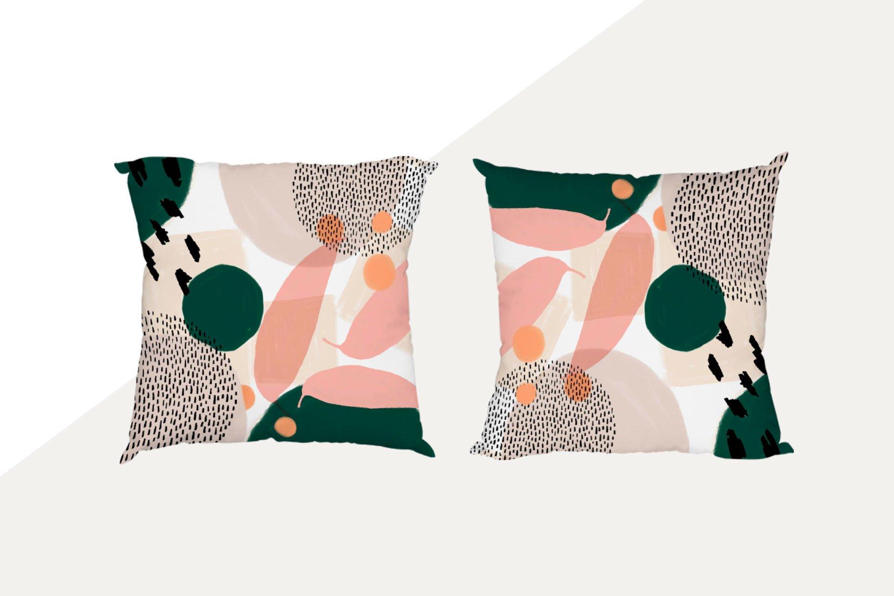抽象有机形状图案矢量素材集 Komorebi Organic Shapes Pattern Set插图(5)
