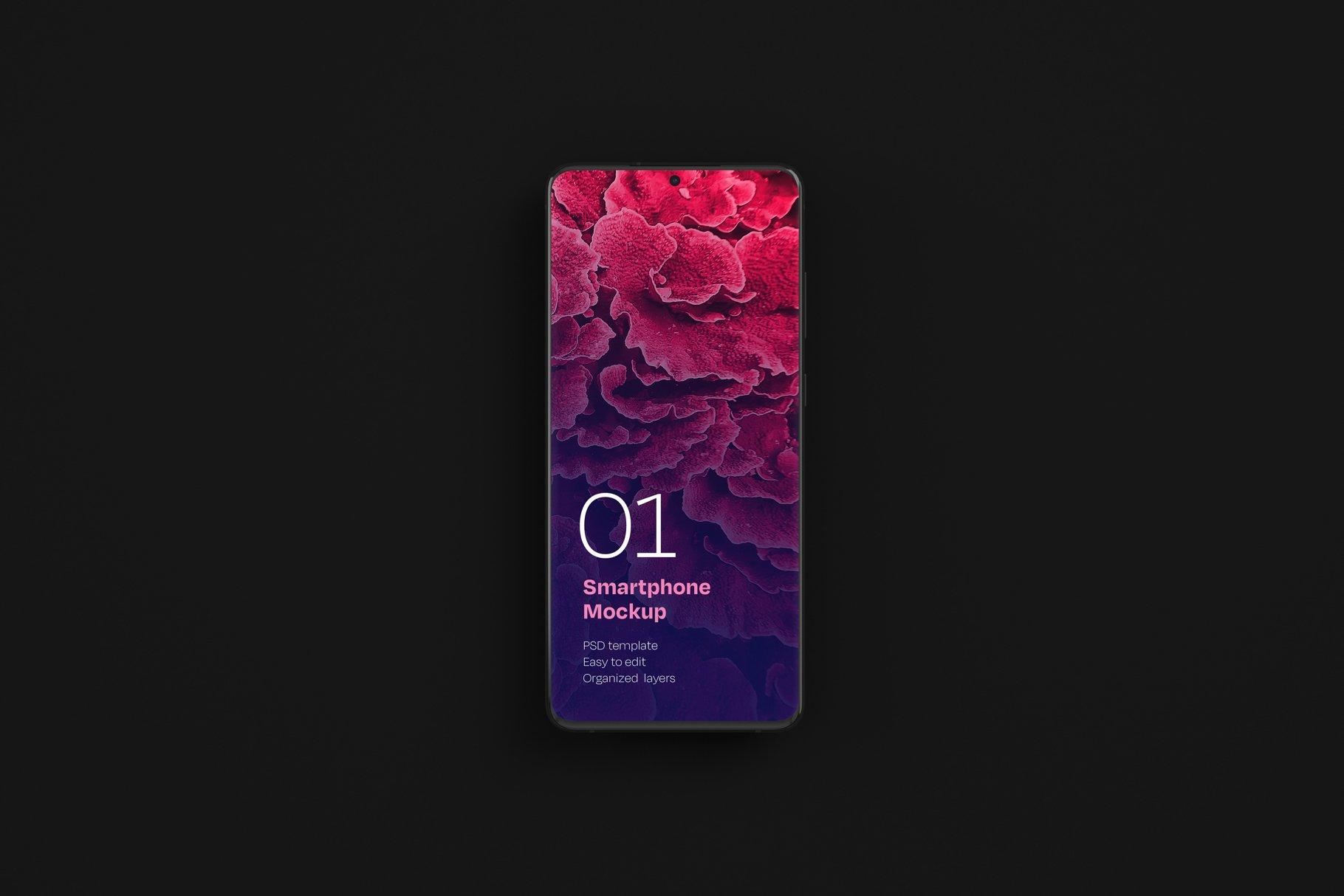 16款应用APP设计三星Galaxy S20手机屏幕演示样机 Galaxy S20 Ultra Device Mockup插图(15)
