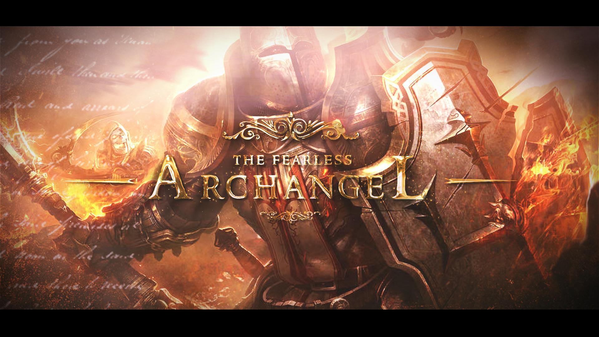 史诗电影预告片片头视频设计AE模板 Archangel – Epic Fantasy Trailer插图