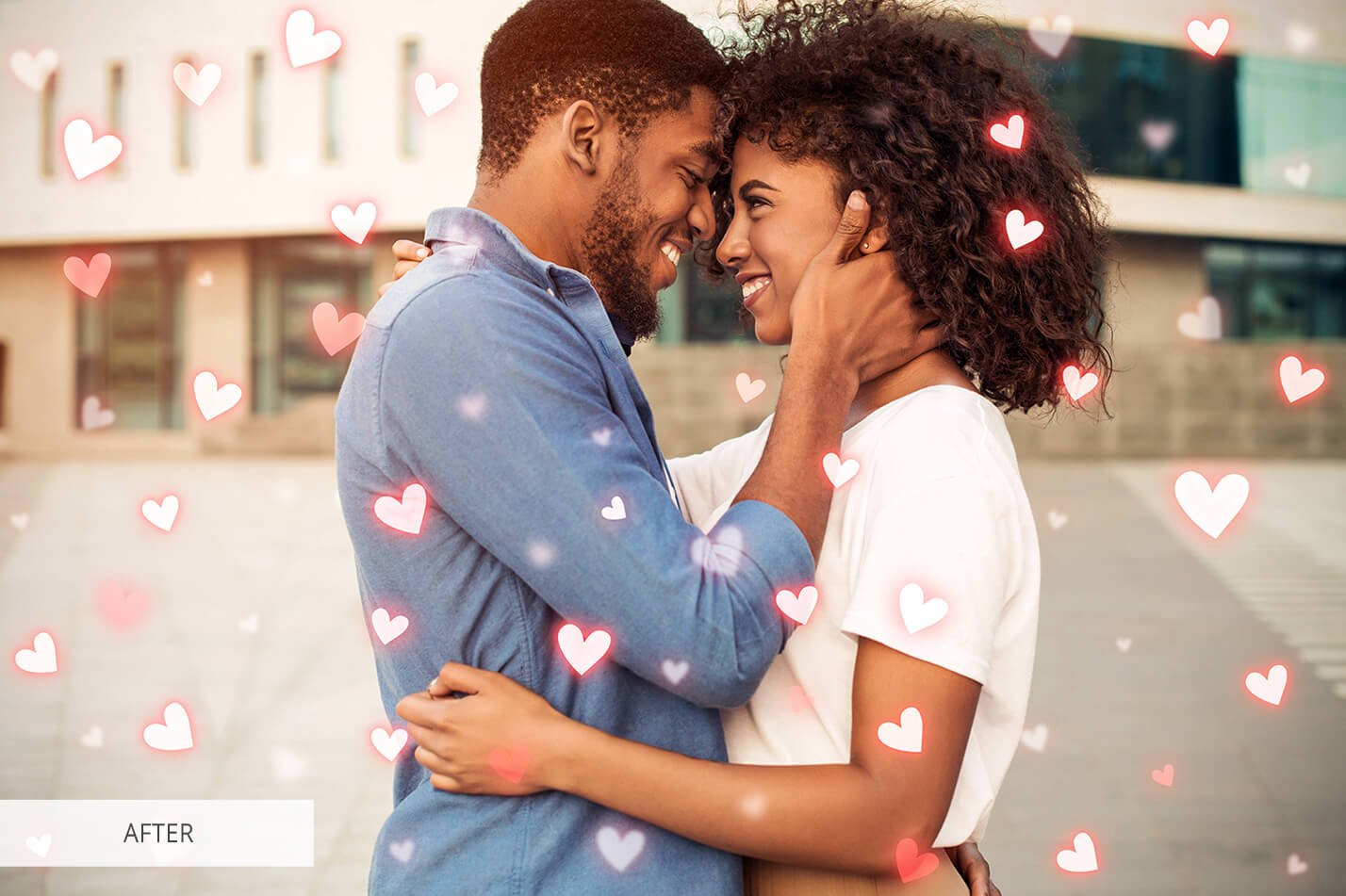 30款高清心形PS叠加层PNG免抠图片素材 Heart Photoshop Overlays插图(28)