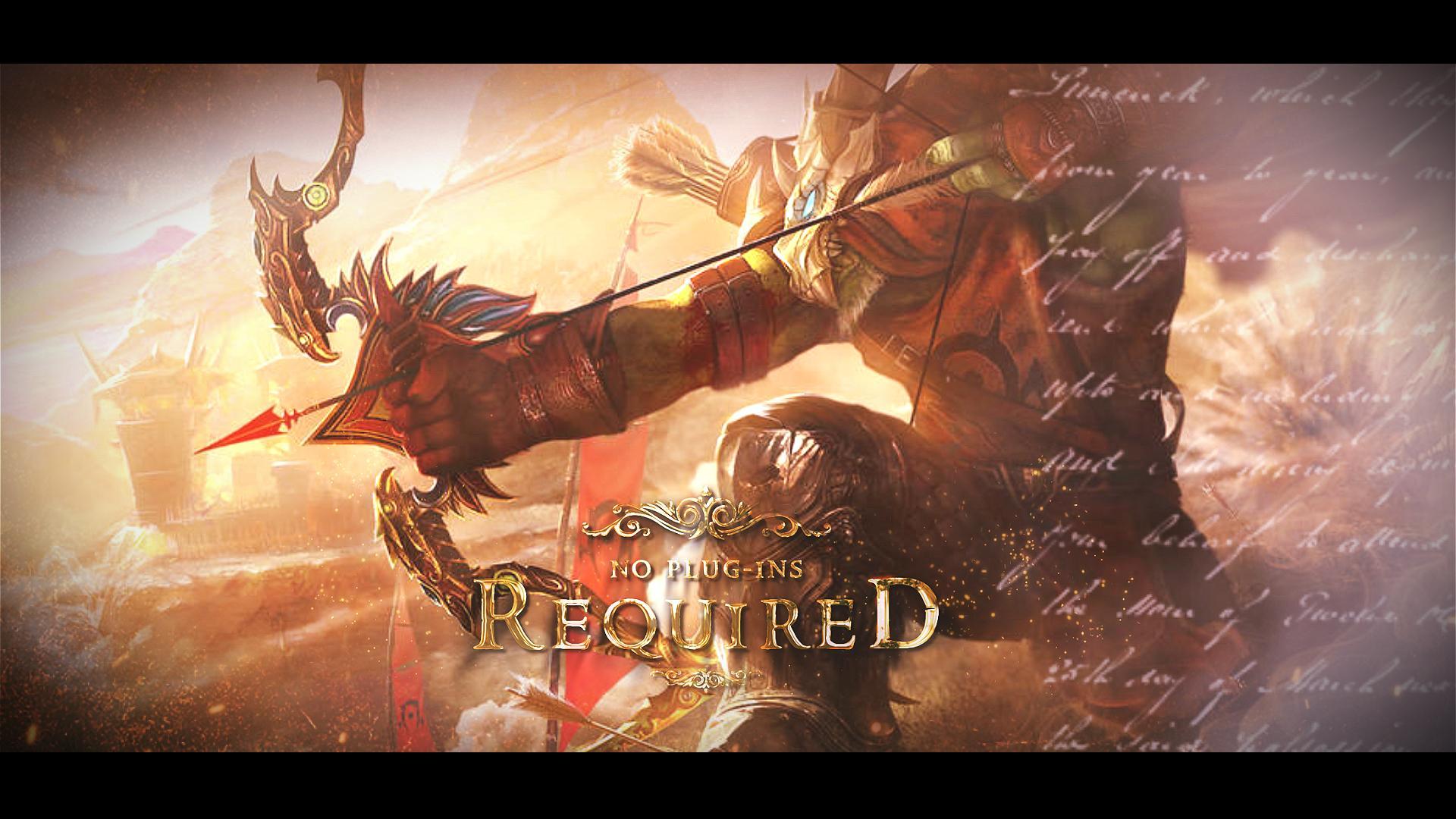 史诗电影预告片片头视频设计AE模板 Archangel – Epic Fantasy Trailer插图(1)