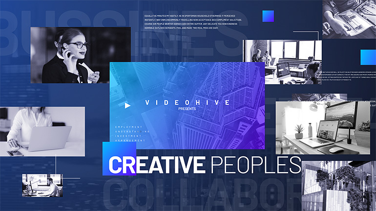 商品活动促销营销策划案视频设计AE模板 Event Promo插图(1)