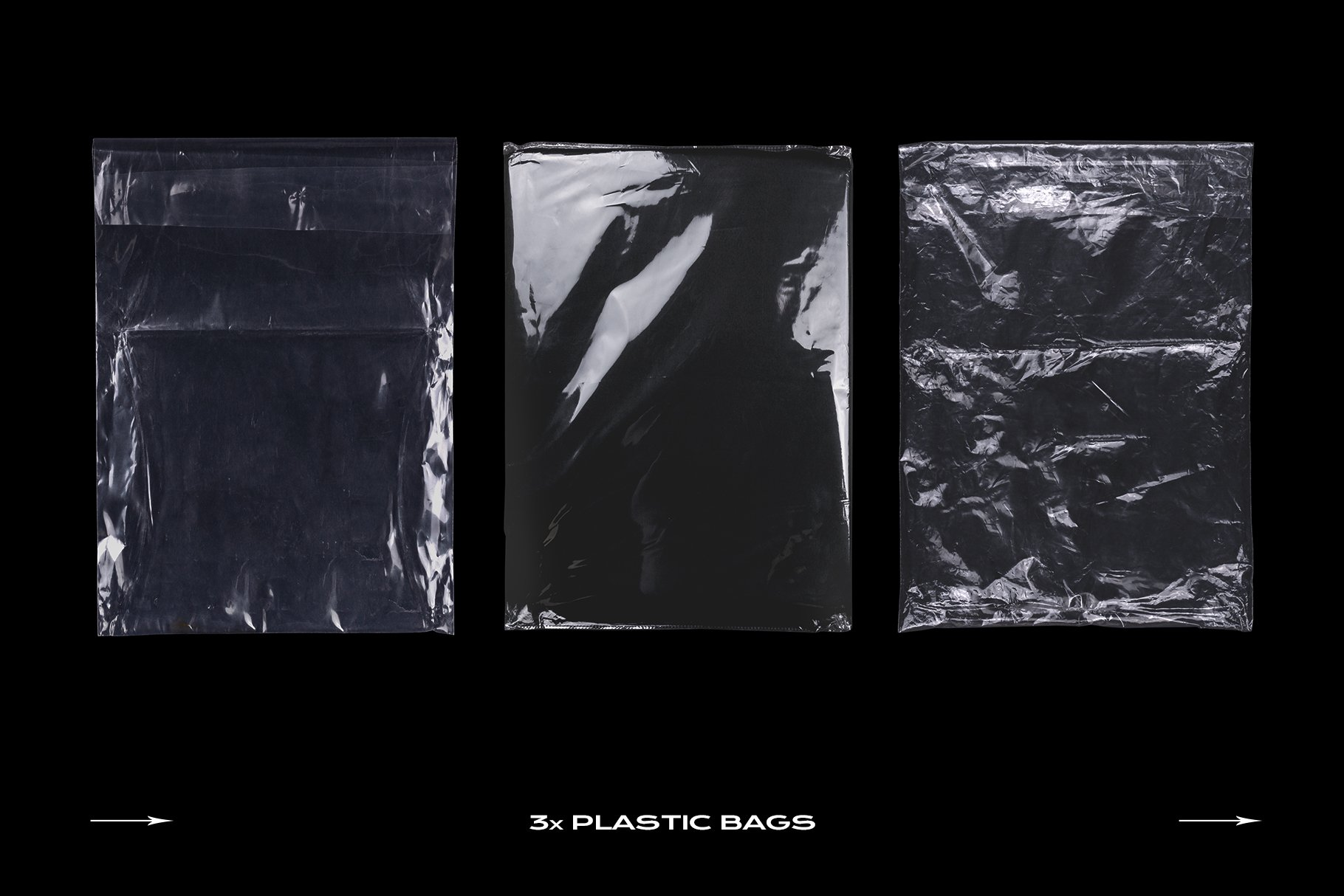 [淘宝购买] 60个DVD光盘包装盒塑料袋塑料膜贴纸样机PS设计素材 DVD Case Mockup Template Bundle Disc插图(21)