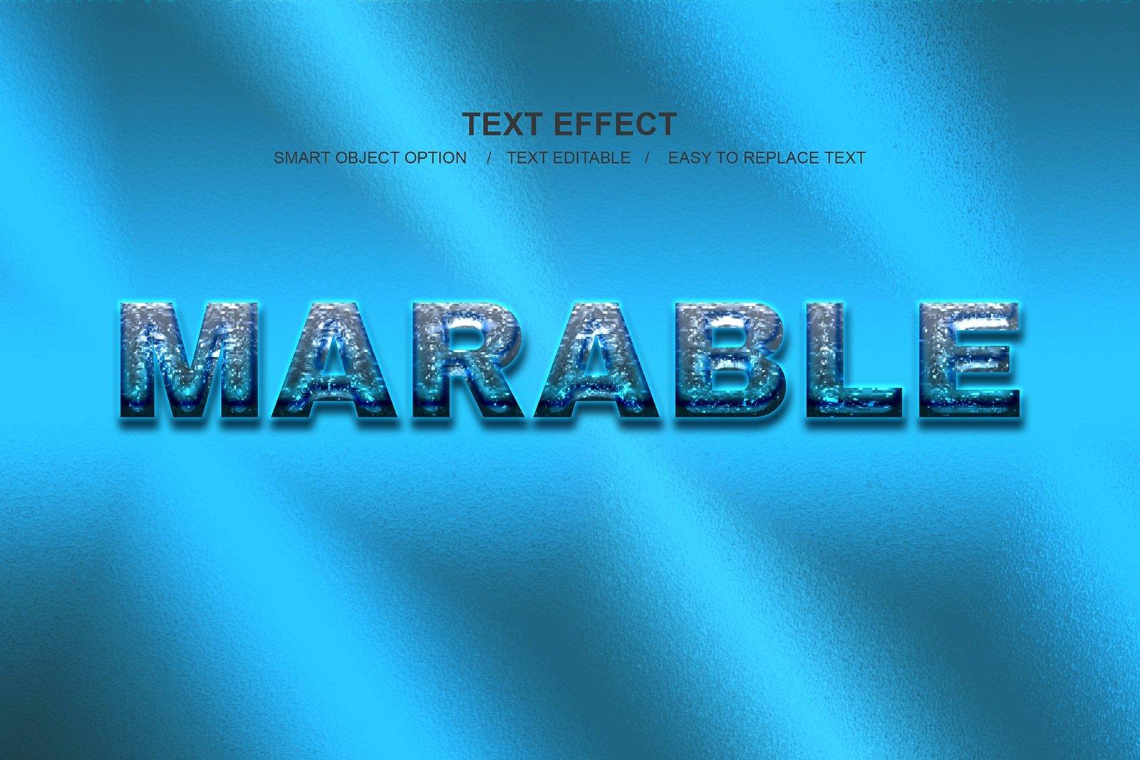 30款故障金属3D立体标题字体设计PS样式模板素材 Photoshop Layer Style Bundle插图(11)