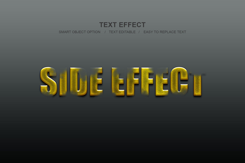 30款故障金属3D立体标题字体设计PS样式模板素材 Photoshop Layer Style Bundle插图(12)