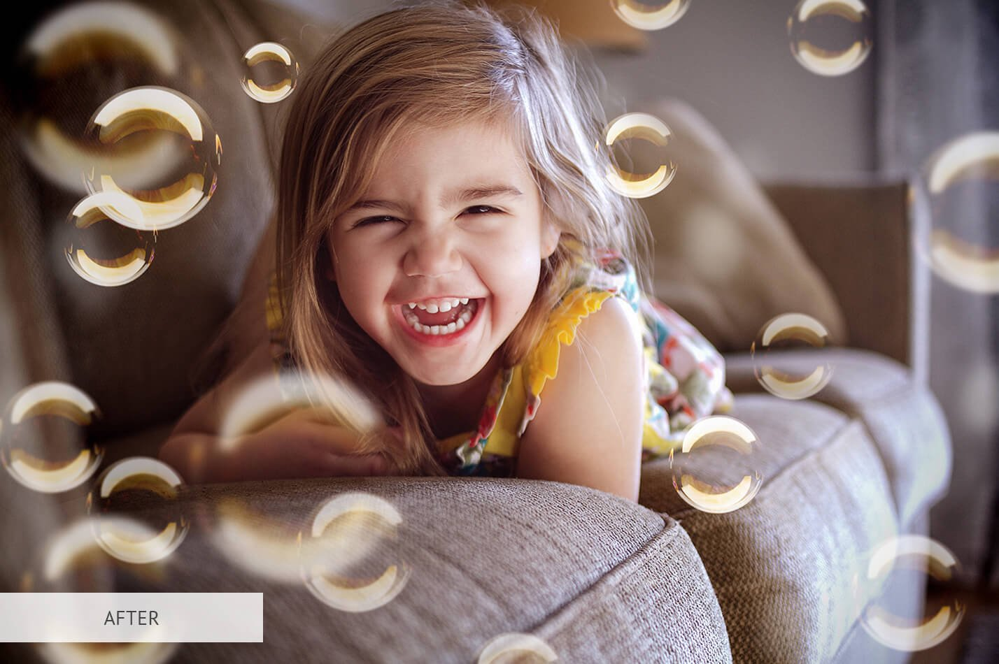 20个高清气泡PS图层叠加背景图片素材 Bubbles Overlays Photoshop插图(3)