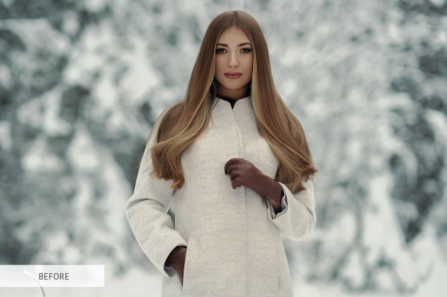 30款高清冬季冰雪PS叠加层背景图片素材 Ice Photoshop Overlays插图(5)
