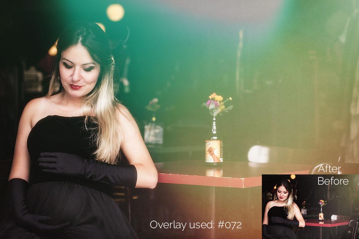 129款高清漏光照片叠加层图片素材 129 Warm Light Leaks Photo Overlays插图(1)