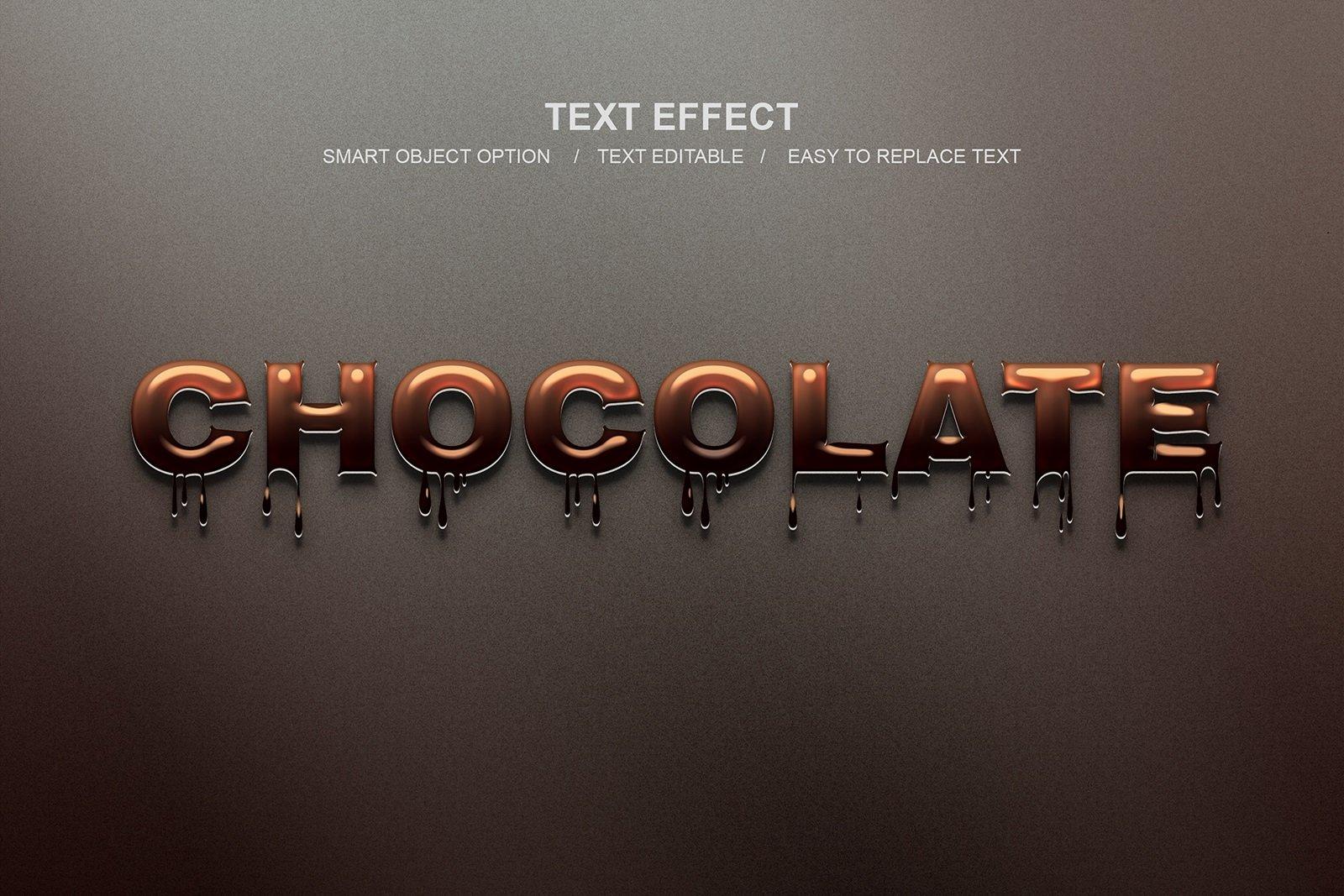 30款故障金属3D立体标题字体设计PS样式模板素材 Photoshop Layer Style Bundle插图(24)