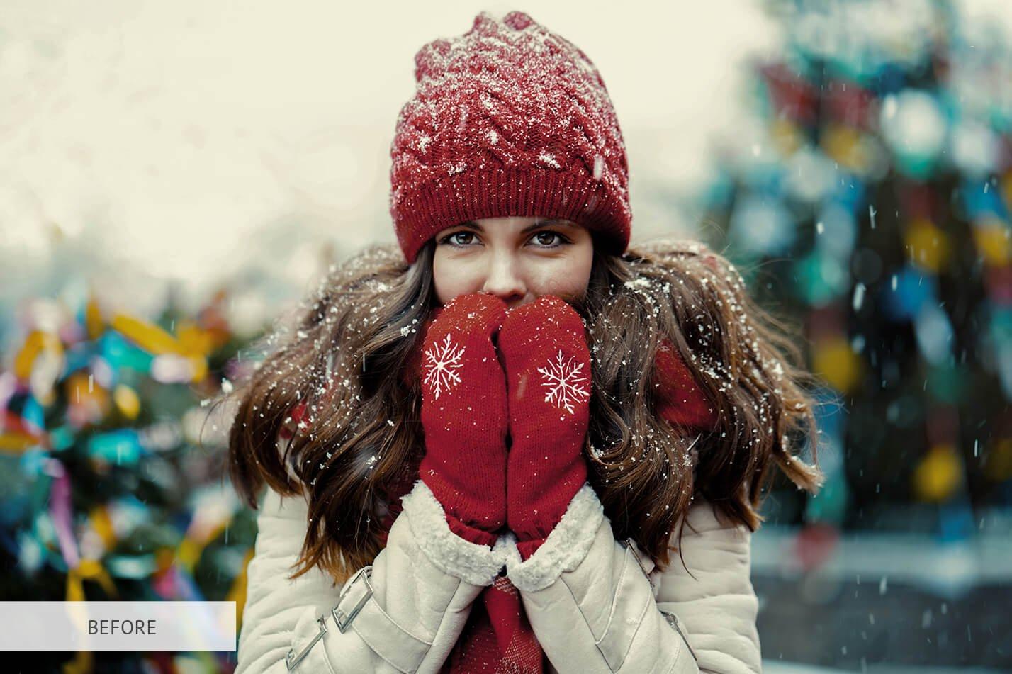 30款高清冬季冰雪PS叠加层背景图片素材 Ice Photoshop Overlays插图(7)