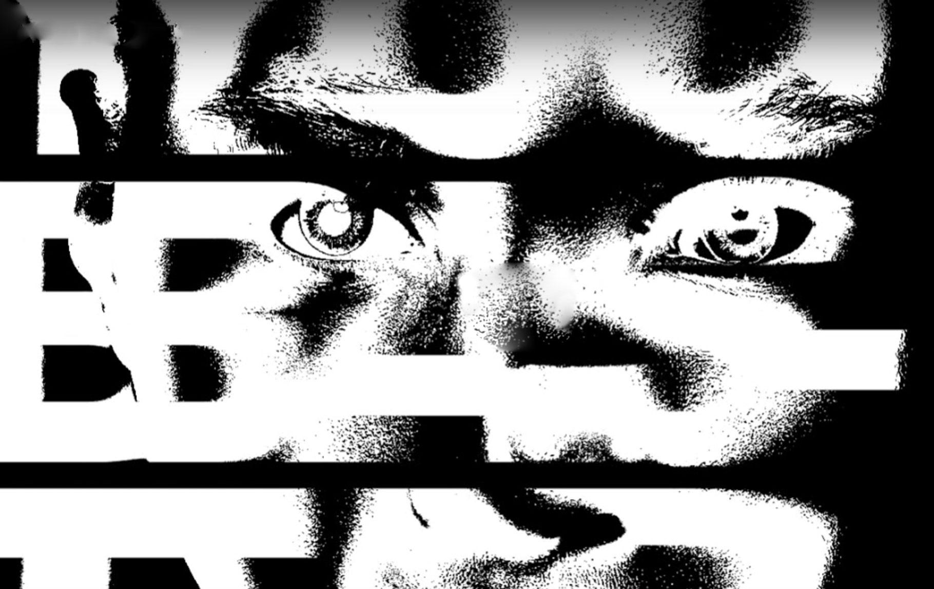 [ 淘宝购买] 潮流扭曲故障错位位移海报标题字体设计PSD动画模板 Typo Displace / Animated Templates插图(3)