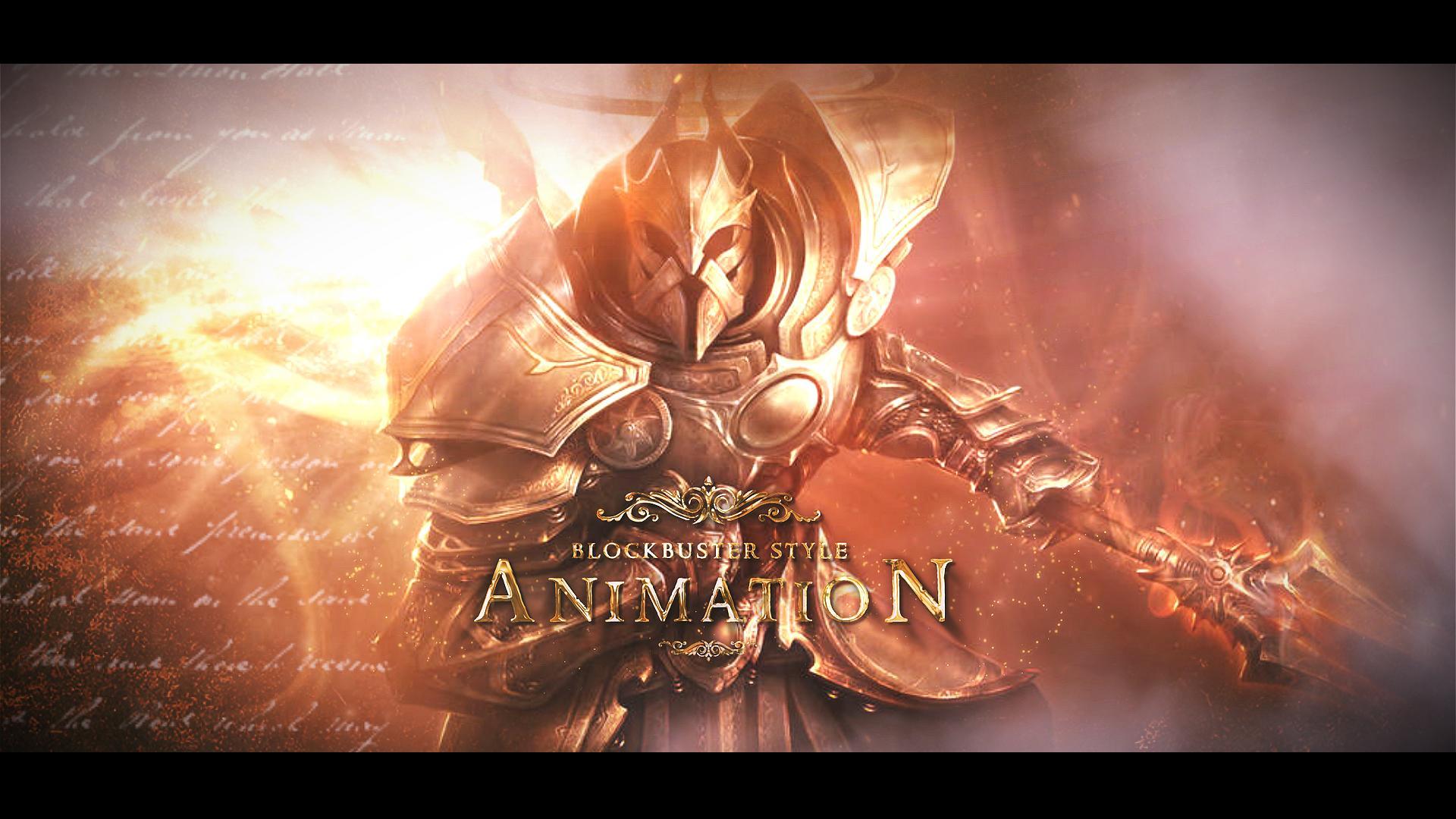 史诗电影预告片片头视频设计AE模板 Archangel – Epic Fantasy Trailer插图(3)