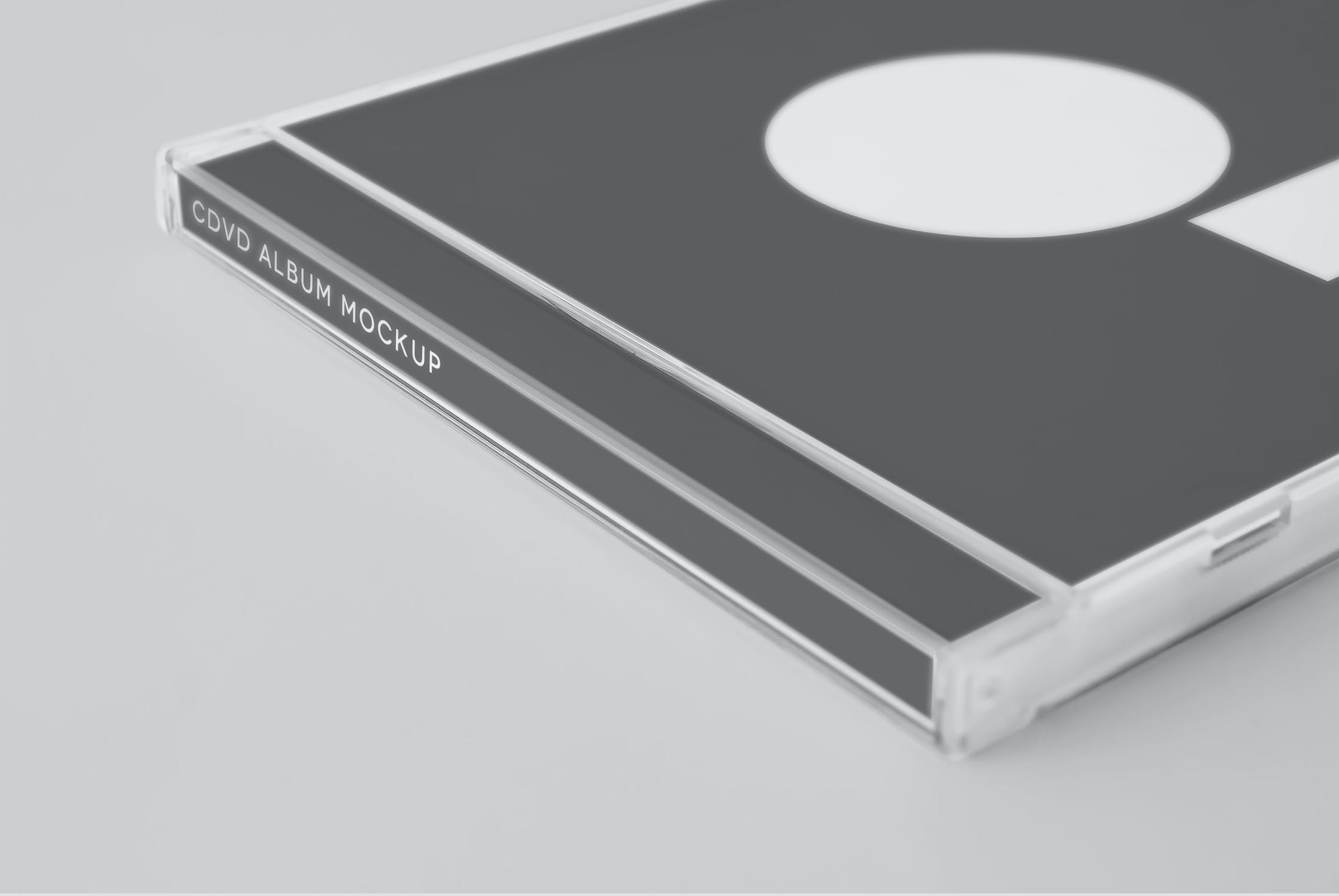 11款逼真CD/DVD包装盒设计展示样机模板 CD/DVD Album Mockup插图(3)