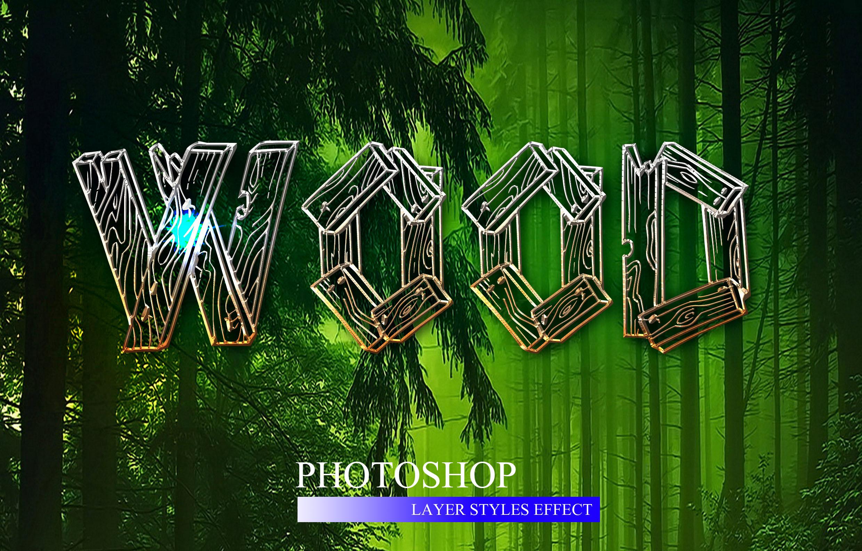 10款金属3D立体效果标题字体设计PS样式模板 10 3D Text Style插图(7)