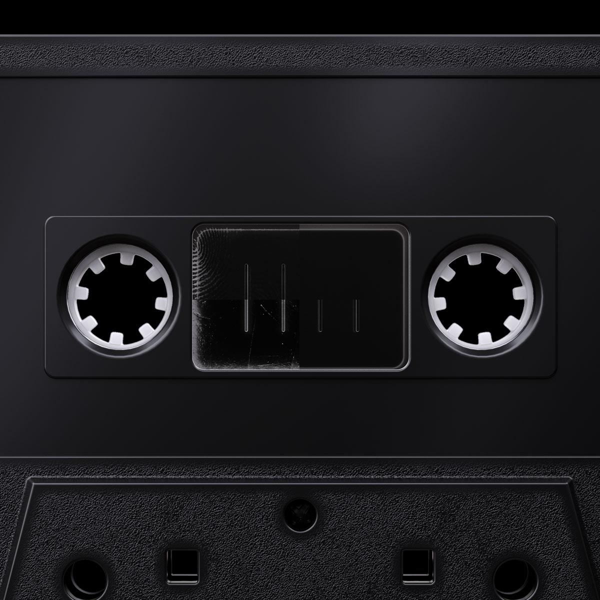 [淘宝购买] 潮流复古盒式磁带录音带设计智能贴图展示样机模板 Undead's Mix '80插图(6)