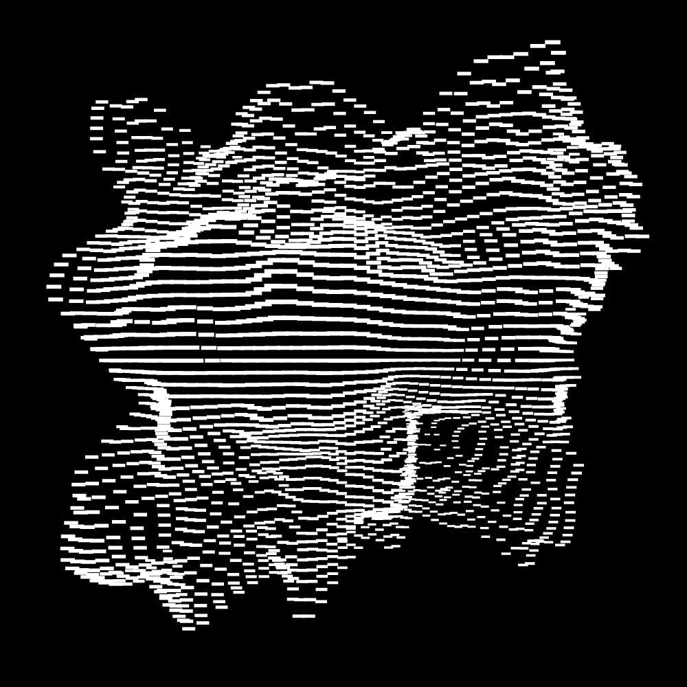 10款抽象几何噪点网格海报平面设计装饰矢量图形素材 Geometric Noise Grid Collection插图(7)