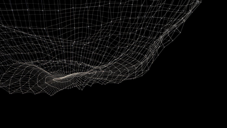 12款高清抽象几何数据网络图形论坛峰会背景图片素材 Geometric Network Collection插图(7)