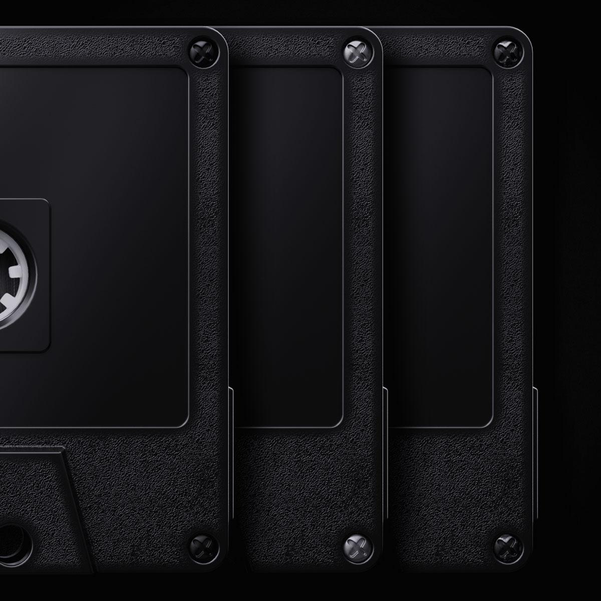 [淘宝购买] 潮流复古盒式磁带录音带设计智能贴图展示样机模板 Undead's Mix '80插图(7)