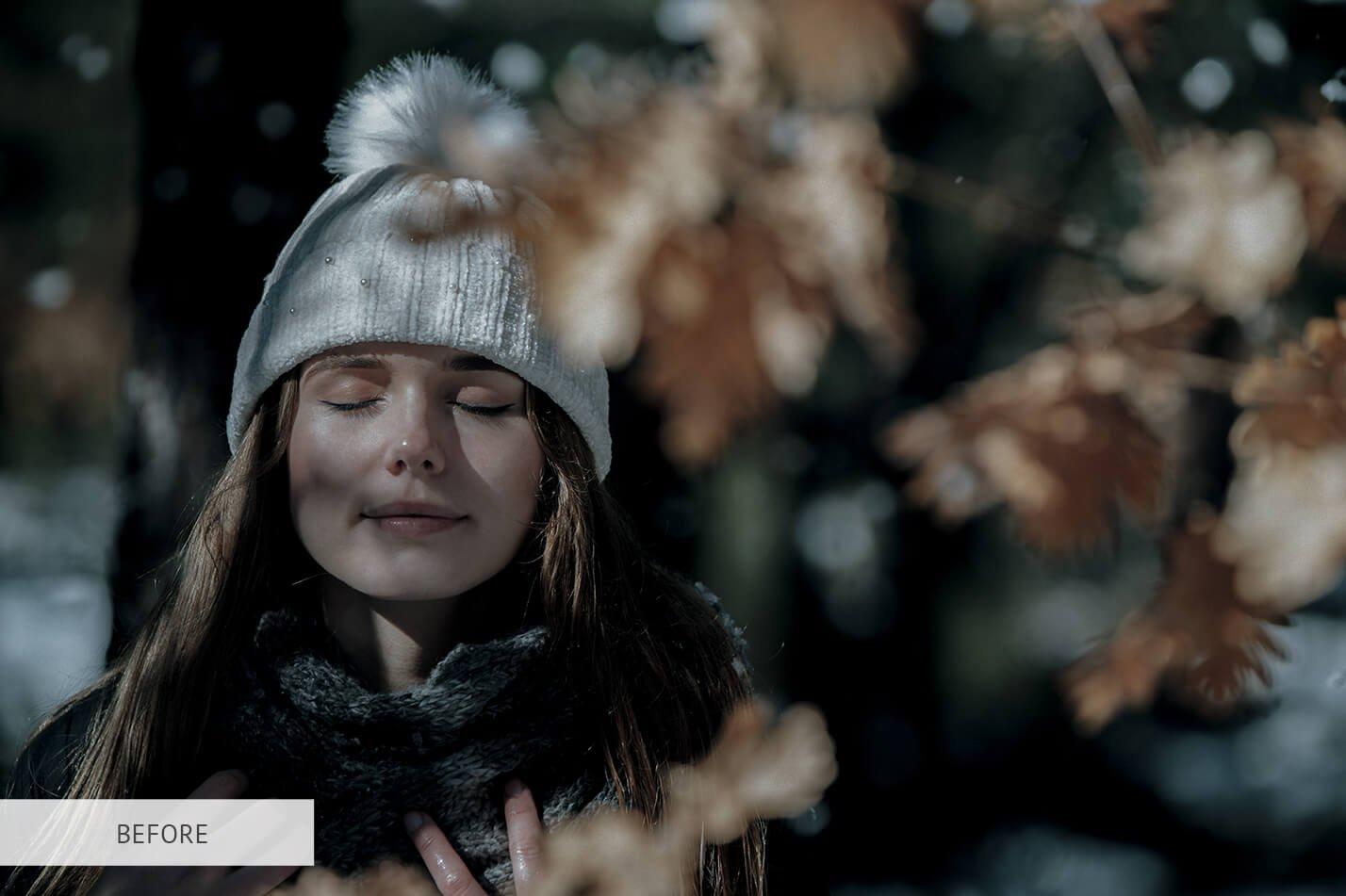 30款高清冬季冰雪PS叠加层背景图片素材 Ice Photoshop Overlays插图(17)