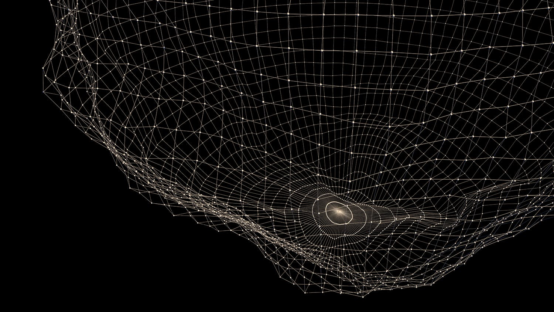 12款高清抽象几何数据网络图形论坛峰会背景图片素材 Geometric Network Collection插图(8)