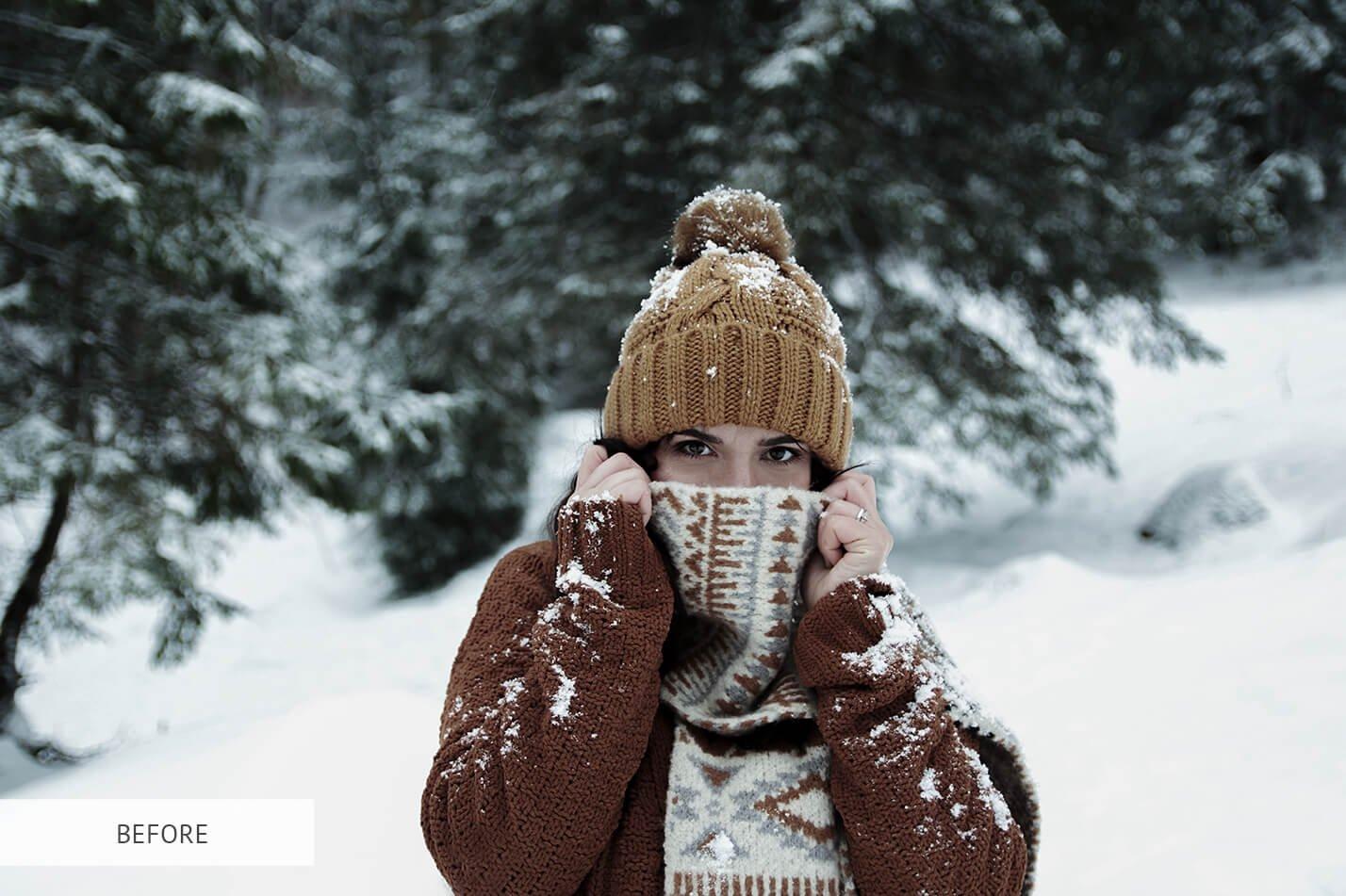 30款高清冬季冰雪PS叠加层背景图片素材 Ice Photoshop Overlays插图(19)