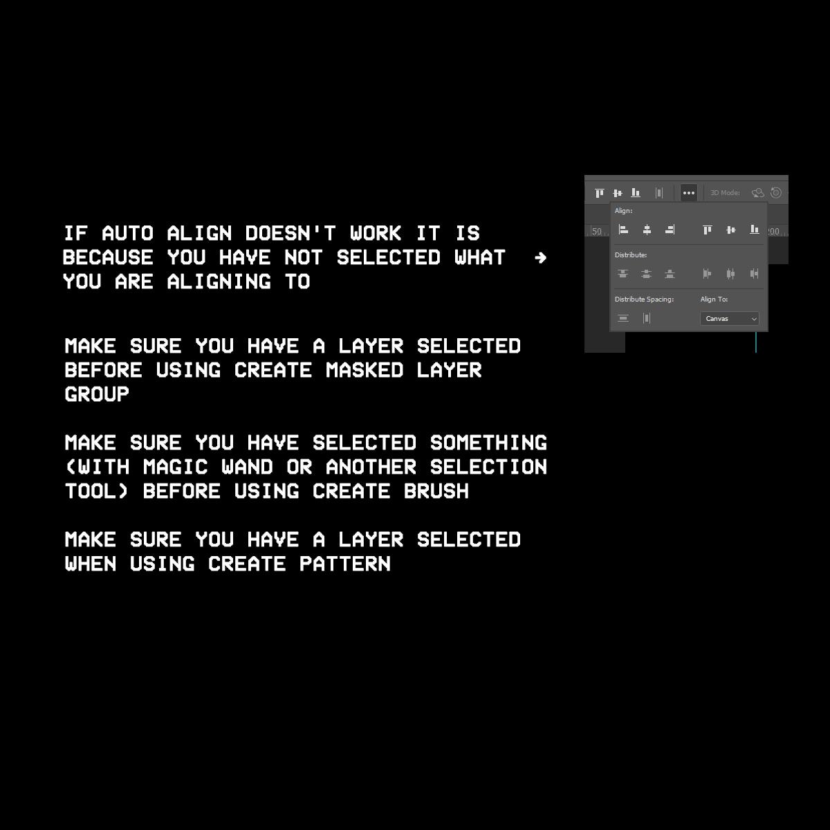 故障代码数据修复发光效果文字设计PS动作模板 Cheat Codes插图(1)