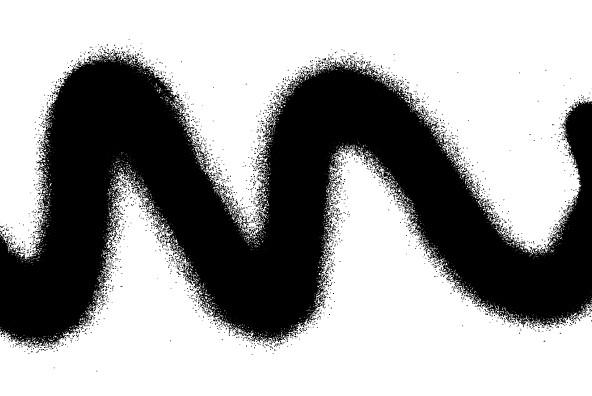 潮流涂鸦喷漆英文字母数字符号设计矢量素材 Anti插图(9)