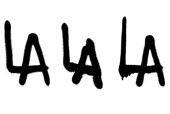 潮流涂鸦喷漆英文字母数字符号设计矢量素材 Anti插图(10)