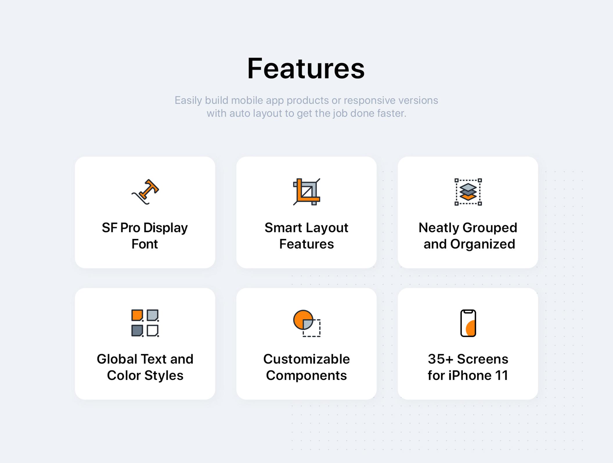 有声读书IOS应用程序APP UI套件 Easybooks – Audiobook UI Kit插图(1)
