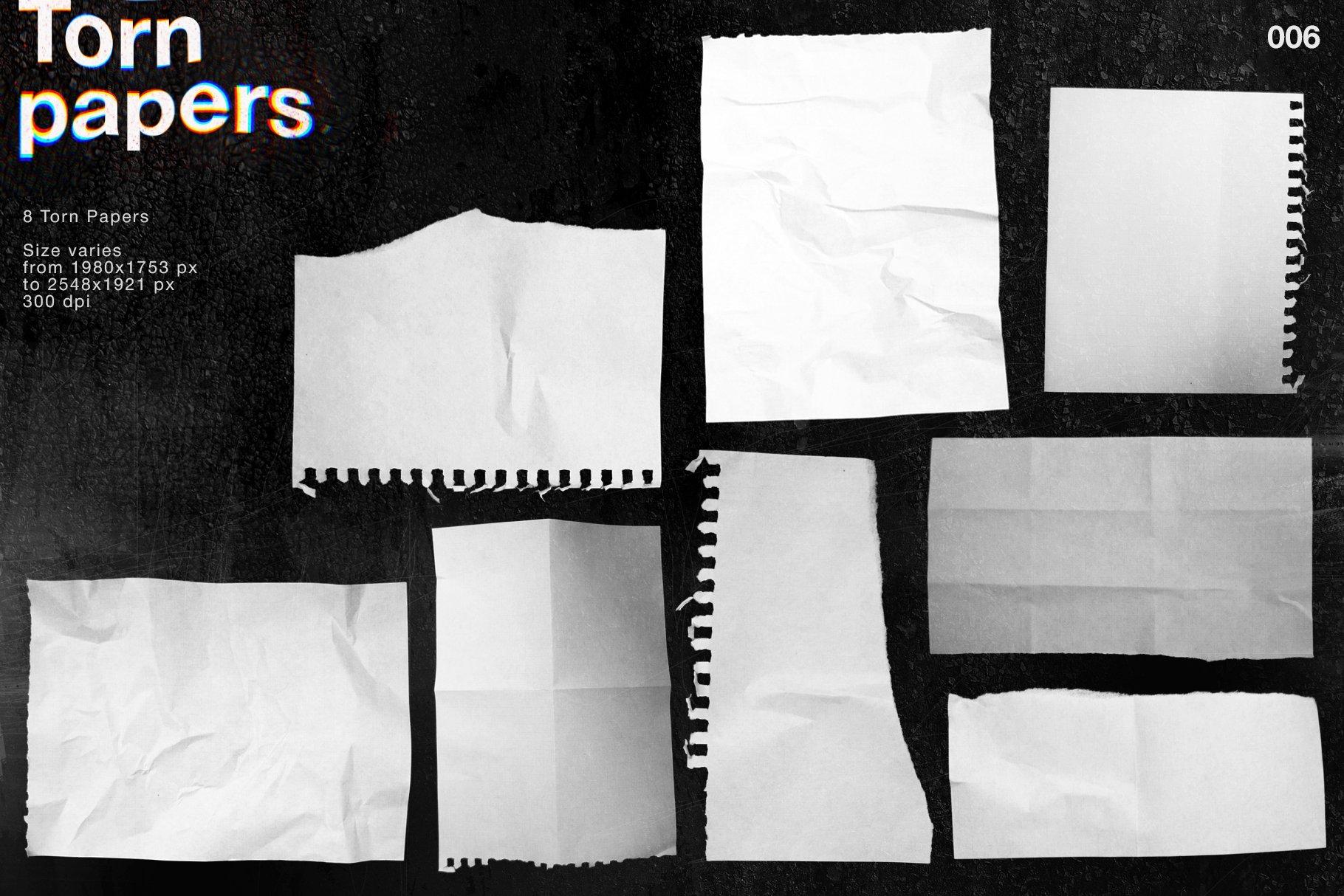 [淘宝购买] 潮流抽象故障扭曲网格塑料薄膜海报设计背景纹理素材 Grunge&Glitch – Toolkit 7in1插图(7)