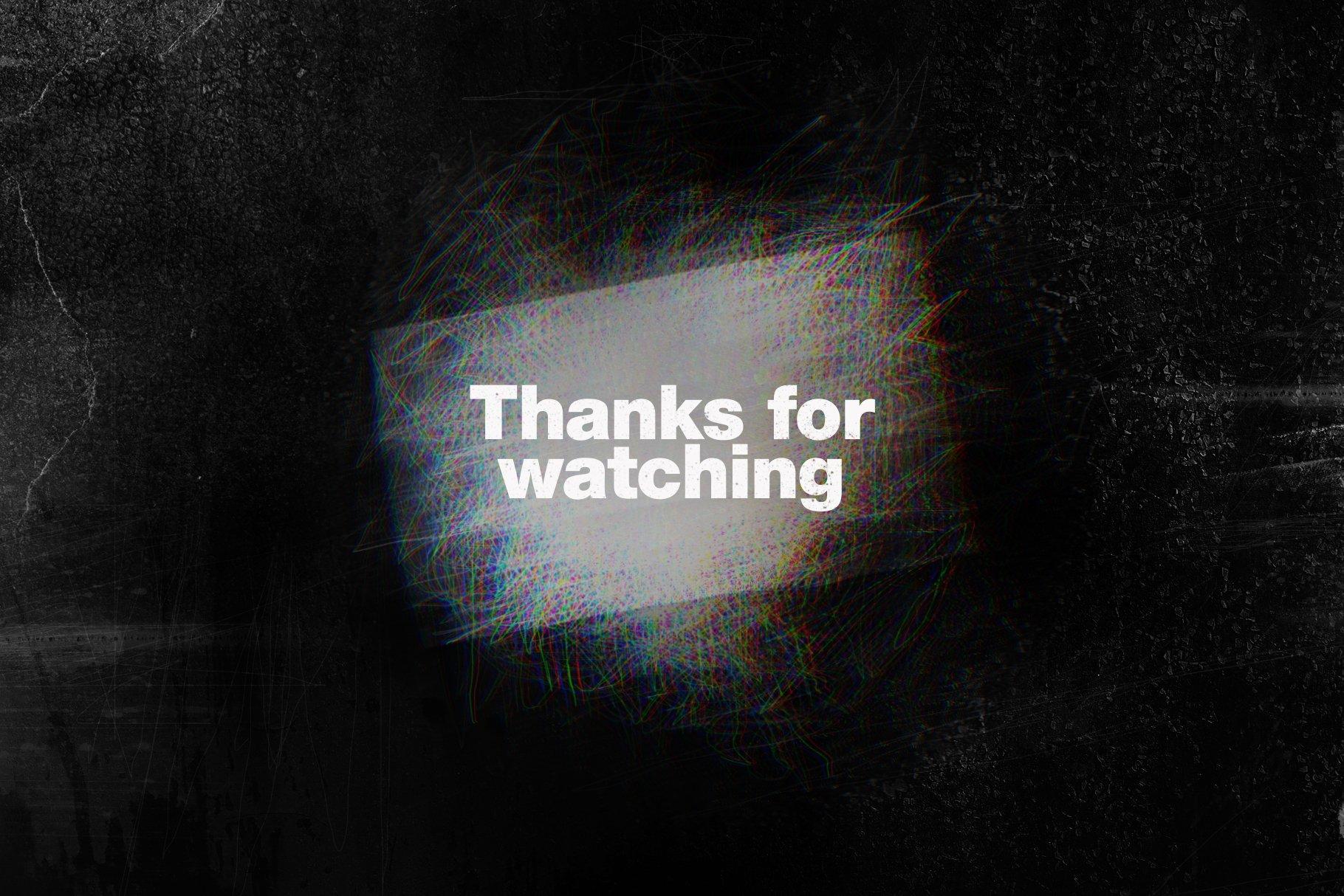 [淘宝购买] 潮流抽象故障扭曲网格塑料薄膜海报设计背景纹理素材 Grunge&Glitch – Toolkit 7in1插图(11)