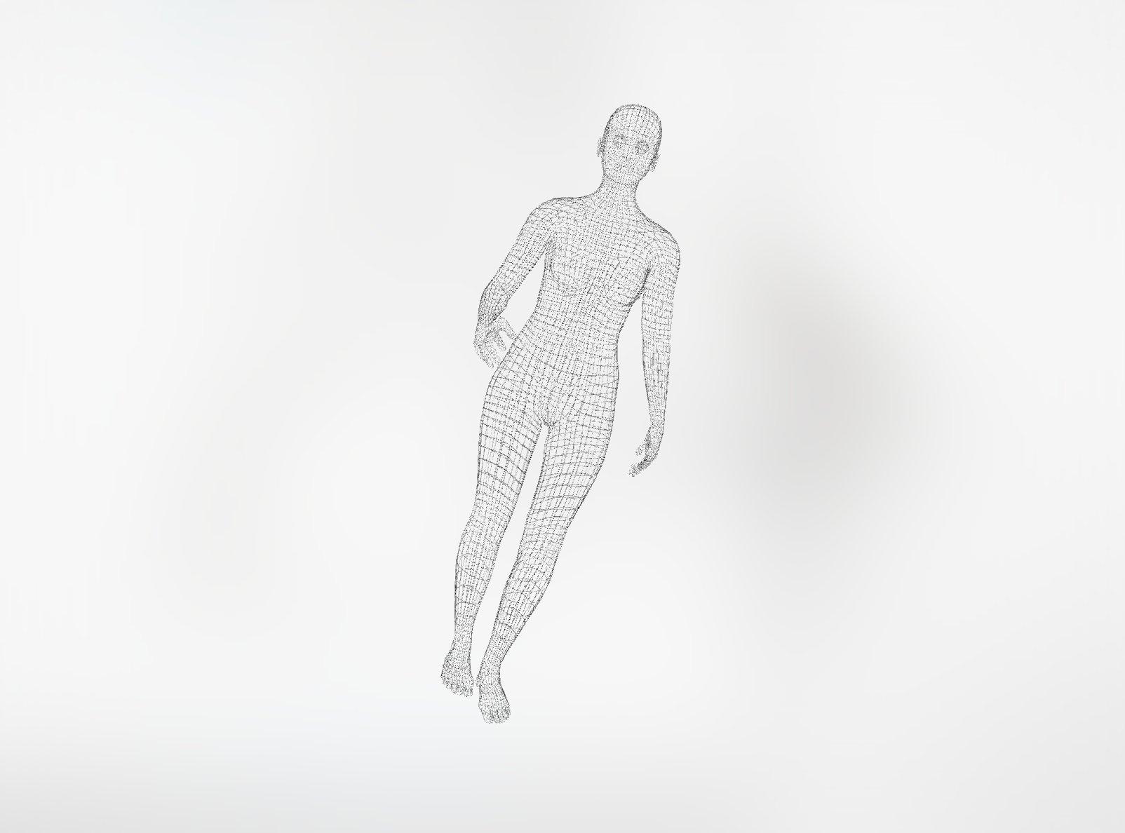 [淘宝购买] 90年代复古派对海报传单人体3D欧普艺术图形设计素材 Old 90s Rave Flyers插图(5)