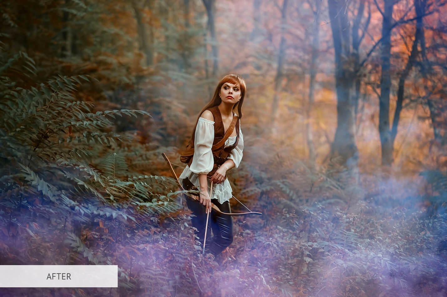 20款高清烟雾雾气效果PS叠加层PNG免抠图片素材 Smoke Overlays Photoshop插图(12)