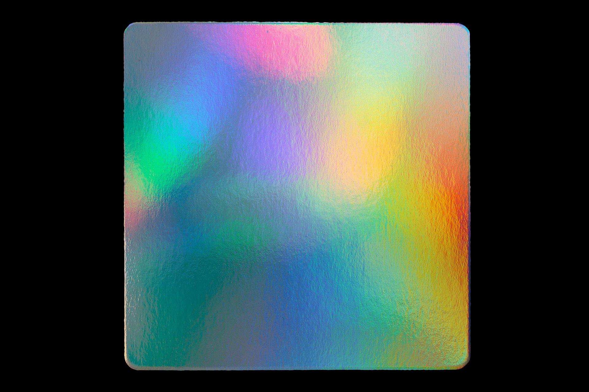 [淘宝购买] 143款炫彩全息渐变海报设计底纹背景图片素材 Blkmarket – 140+ Holographic Texture ( Shiny)插图(6)