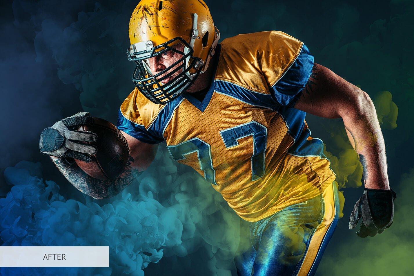 20款高清烟雾雾气效果PS叠加层PNG免抠图片素材 Smoke Overlays Photoshop插图(2)