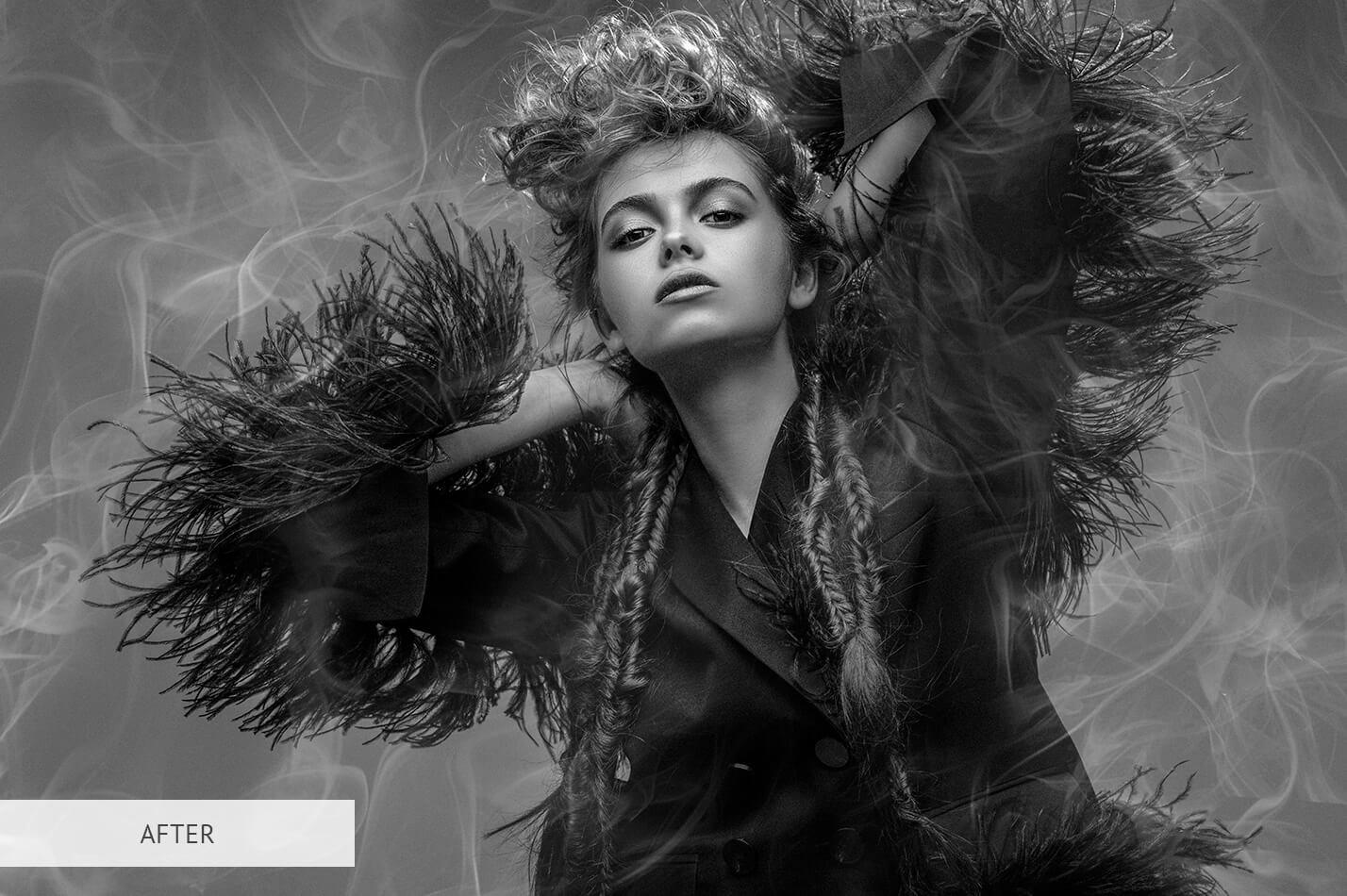 20款高清烟雾雾气效果PS叠加层PNG免抠图片素材 Smoke Overlays Photoshop插图(20)