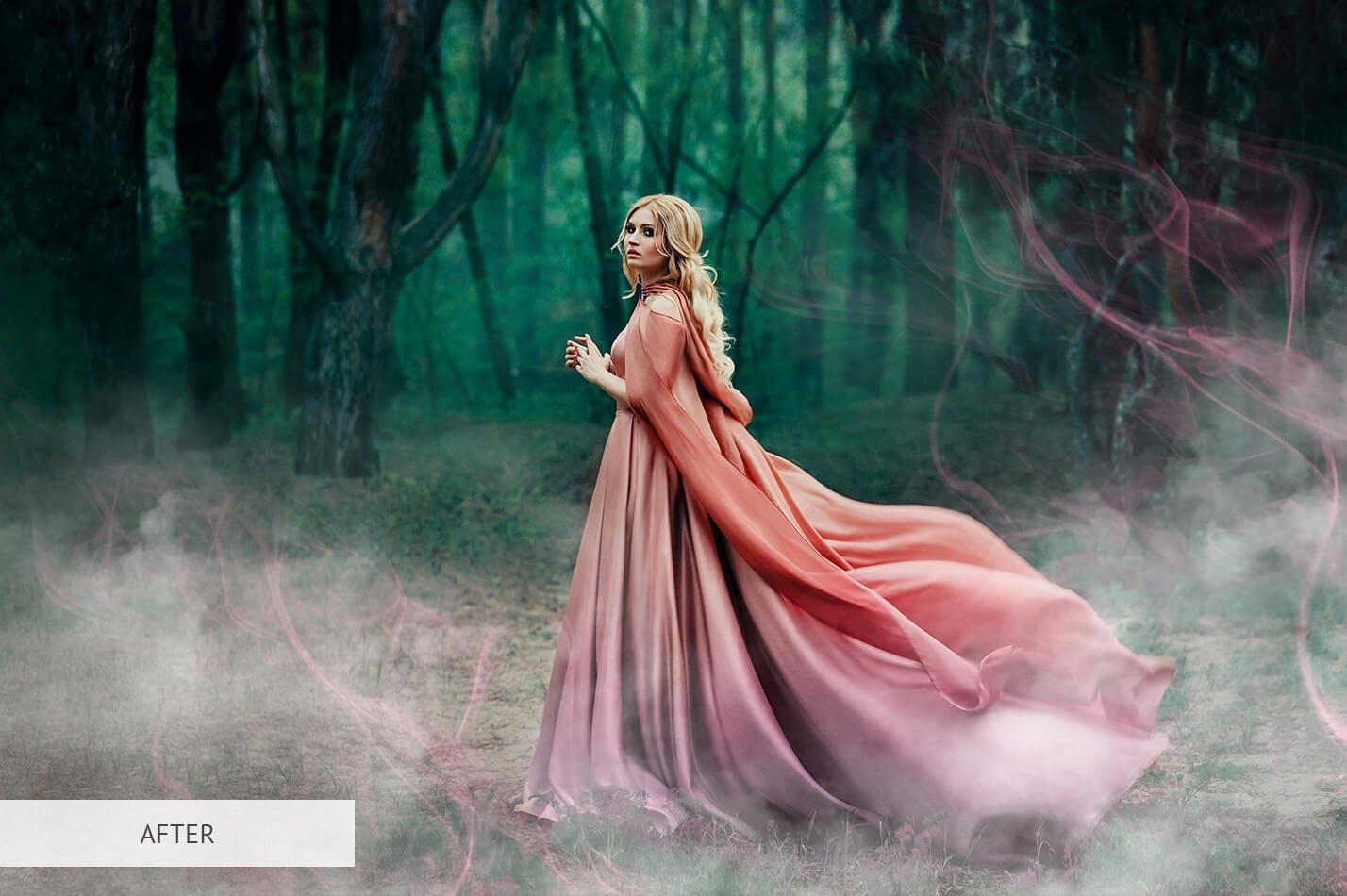 20款高清烟雾雾气效果PS叠加层PNG免抠图片素材 Smoke Overlays Photoshop插图(30)