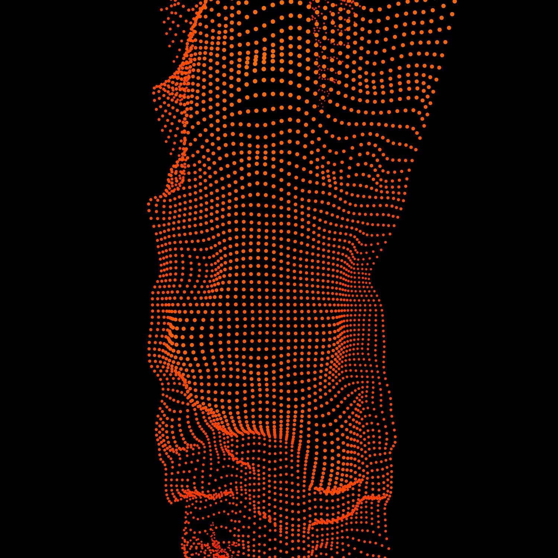 8款抽象圆点颗粒立体矢量图形素材 GEO NOISE1 Vector Pack插图(2)