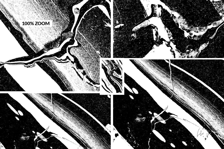 50款高清抽象大理石液体海报设计底纹背景图片素材 Marmor – 50 Abstract Marble textures插图(4)