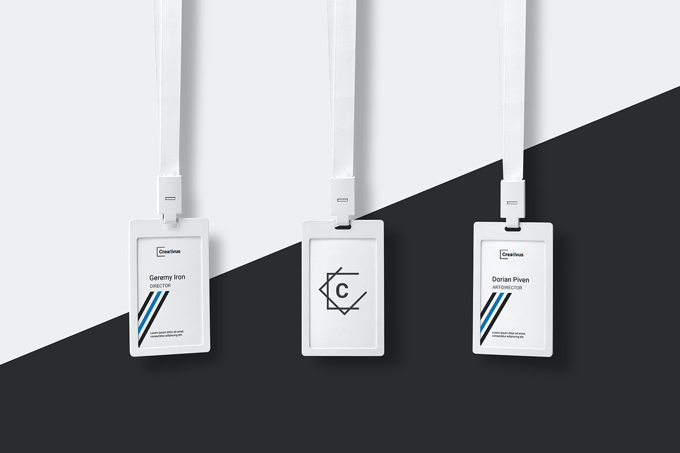 7款品牌LOGO设计办公用品展示贴图样机 Branding Stationery Mockup插图(5)