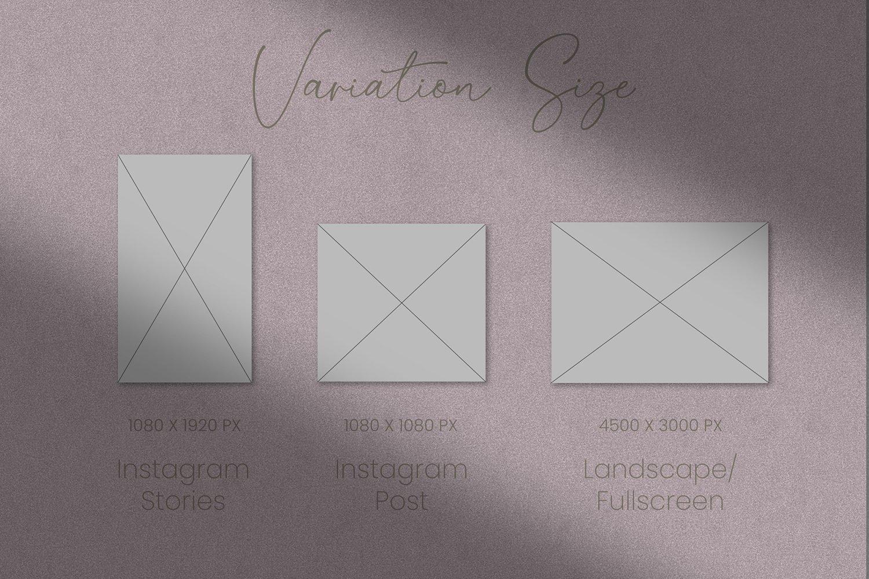 现代时尚剪贴相片情绪版卡片设计展示智能贴图样机模板 Moodboard Mockup Kit插图(6)