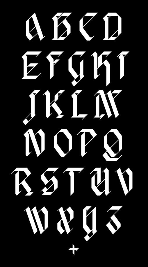 现代时尚标题徽标设计几何菱形装饰英文字体 David Rudnick – HyperZeit插图(1)