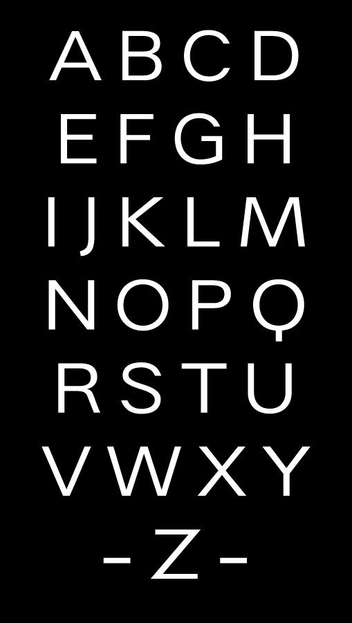现代风格LOGO徽标设计无衬线英文字体下载 David Rudnick – Zoa Wassenaar插图(4)