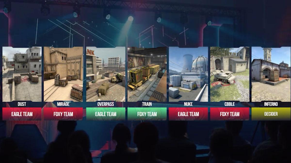 电子竞技视频介绍设计AE模板素材 Esport Broadcast package插图(4)