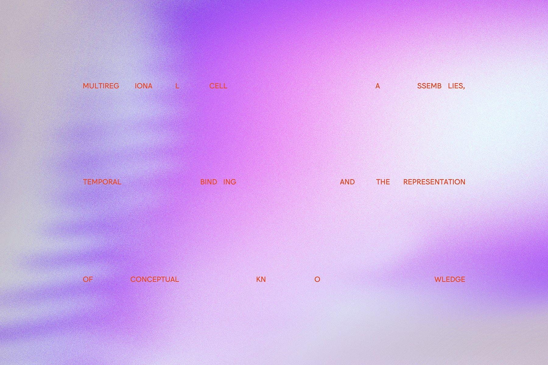 14款高清炫彩抽象艺术动感模糊渐变海报背景图片素材 Clear Supply – Temporal Two插图5