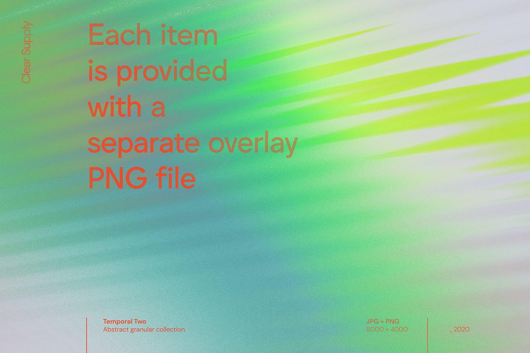14款高清炫彩抽象艺术动感模糊渐变海报背景图片素材 Clear Supply – Temporal Two插图10