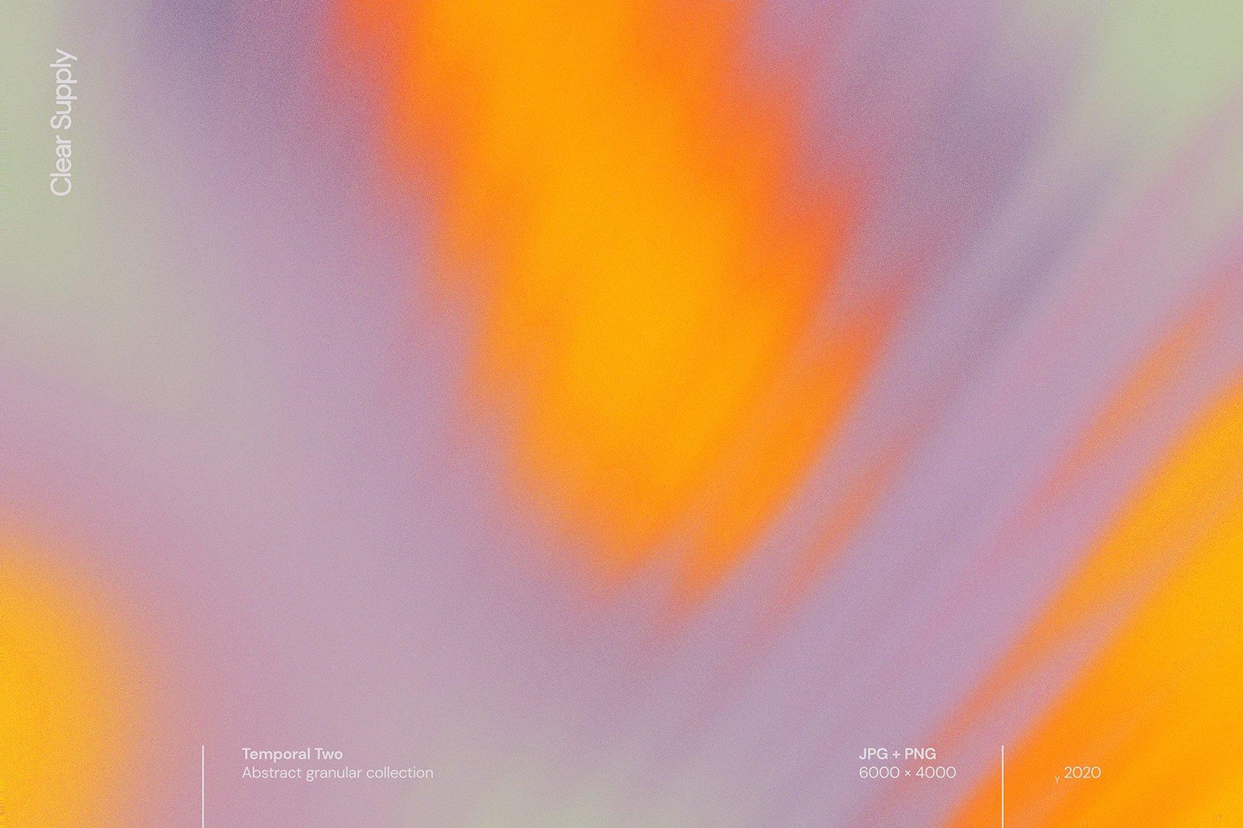 14款高清炫彩抽象艺术动感模糊渐变海报背景图片素材 Clear Supply – Temporal Two插图12