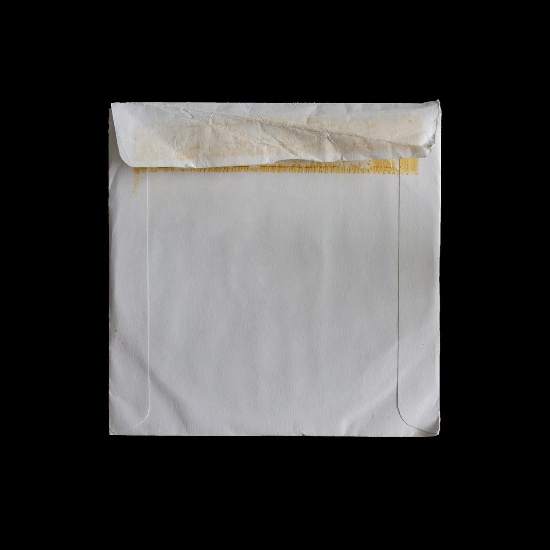 潮流复古CD光盘包装纸袋设计展示样机模板 CD Sleeve Mockup插图(2)